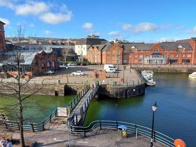 Abernethy Square, Maritime Quarter, Swansea, SA1 1UH